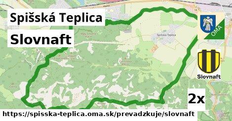 Slovnaft, Spišská Teplica