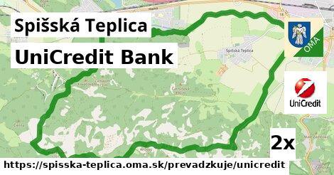 UniCredit Bank, Spišská Teplica
