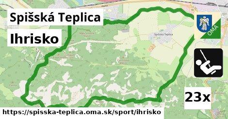 Ihrisko, Spišská Teplica