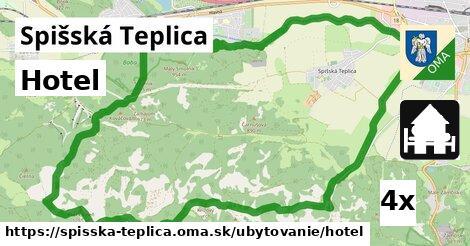 Hotel, Spišská Teplica