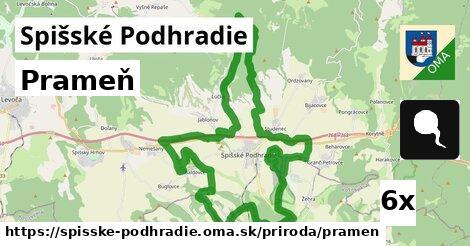 ilustračný obrázok k Prameň, Spišské Podhradie