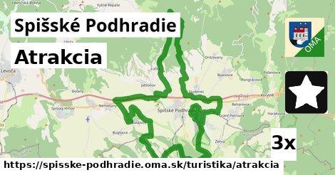 ilustračný obrázok k Atrakcia, Spišské Podhradie