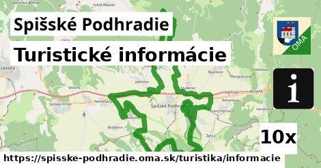 ilustračný obrázok k Turistické informácie, Spišské Podhradie