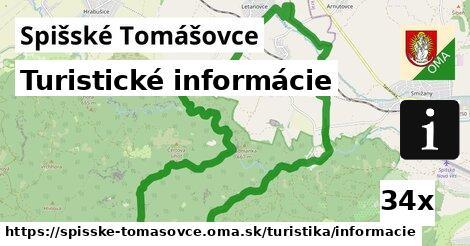 ilustračný obrázok k Turistické informácie, Spišské Tomášovce