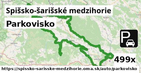 ilustračný obrázok k Parkovisko, Spišsko-šarišské medzihorie