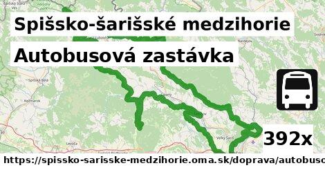 ilustračný obrázok k Autobusová zastávka, Spišsko-šarišské medzihorie