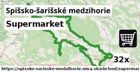 ilustračný obrázok k Supermarket, Spišsko-šarišské medzihorie
