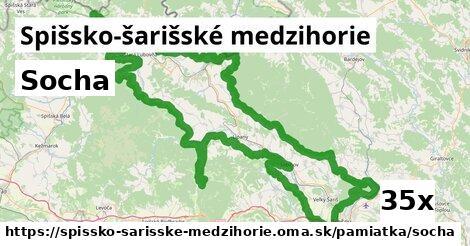 ilustračný obrázok k Socha, Spišsko-šarišské medzihorie