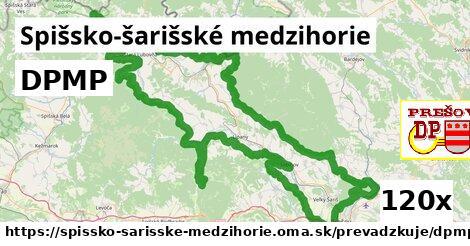 ilustračný obrázok k DPMP, Spišsko-šarišské medzihorie