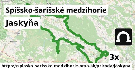 ilustračný obrázok k Jaskyňa, Spišsko-šarišské medzihorie