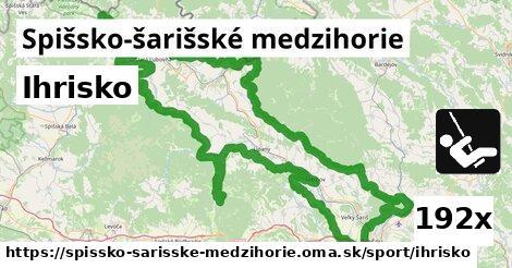 ilustračný obrázok k Ihrisko, Spišsko-šarišské medzihorie