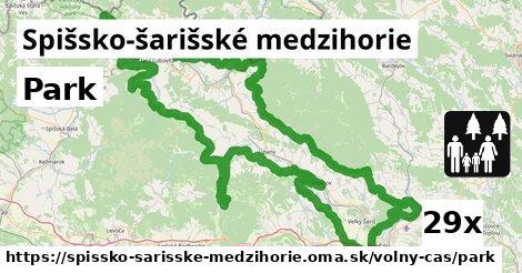 ilustračný obrázok k Park, Spišsko-šarišské medzihorie