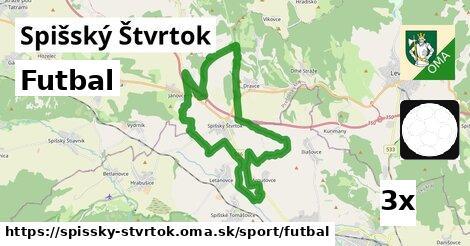 ilustračný obrázok k Futbal, Spišský Štvrtok