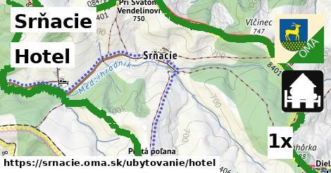 ilustračný obrázok k Hotel, Srňacie