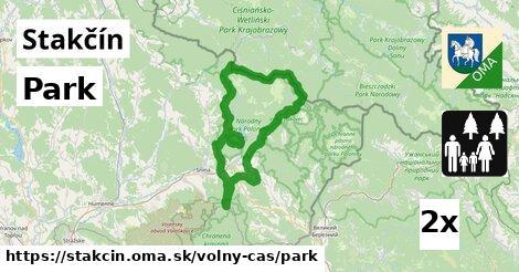 park v Stakčín