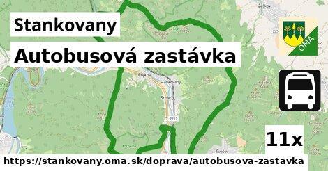 ilustračný obrázok k Autobusová zastávka, Stankovany