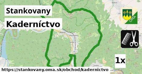 ilustračný obrázok k Kaderníctvo, Stankovany