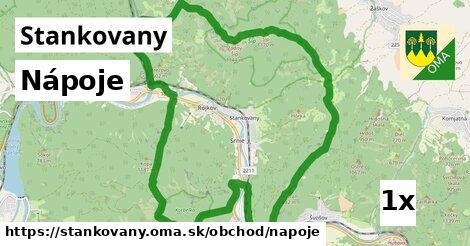 ilustračný obrázok k Nápoje, Stankovany