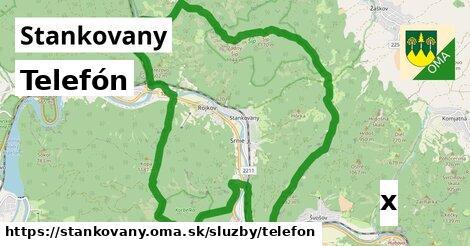 ilustračný obrázok k Telefón, Stankovany