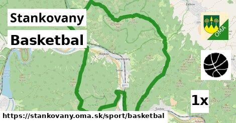 ilustračný obrázok k Basketbal, Stankovany