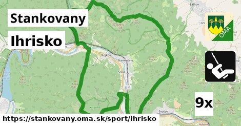 ihrisko v Stankovany