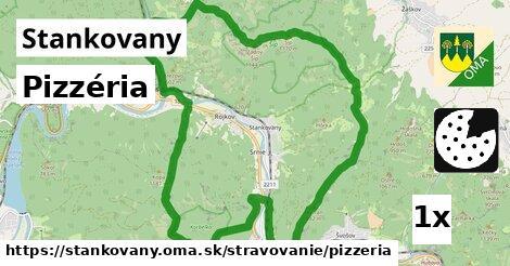 ilustračný obrázok k Pizzéria, Stankovany