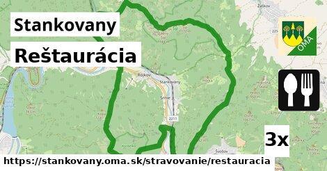 ilustračný obrázok k Reštaurácia, Stankovany