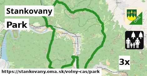 ilustračný obrázok k Park, Stankovany
