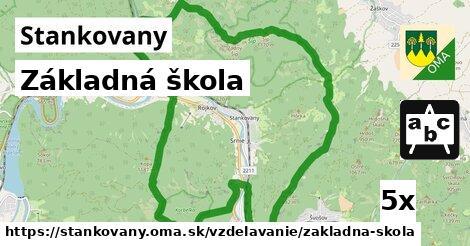 ilustračný obrázok k Základná škola, Stankovany