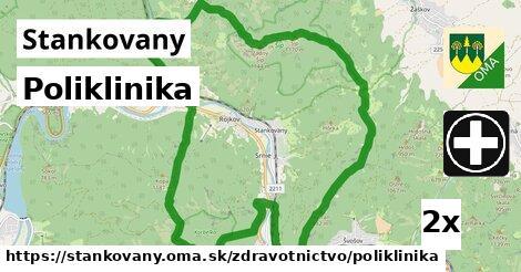 ilustračný obrázok k Poliklinika, Stankovany