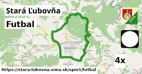 Futbal, Stará Ľubovňa