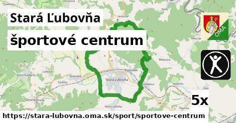 športové centrum, Stará Ľubovňa
