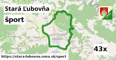 šport v Stará Ľubovňa