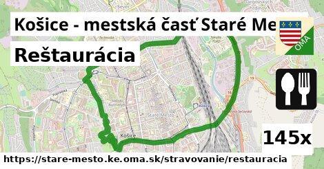 ilustračný obrázok k Reštaurácia, Košice - mestská časť Staré Mesto