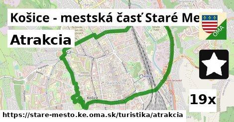 atrakcia v Košice - mestská časť Staré Mesto