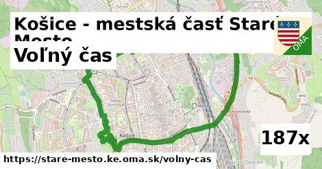 voľný čas v Košice - mestská časť Staré Mesto