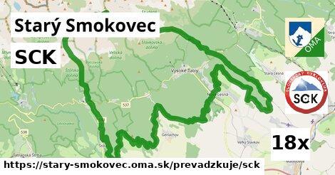 SCK v Starý Smokovec