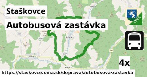 ilustračný obrázok k Autobusová zastávka, Staškovce