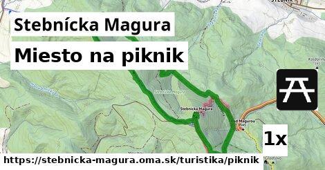 ilustračný obrázok k Miesto na piknik, Stebnícka Magura