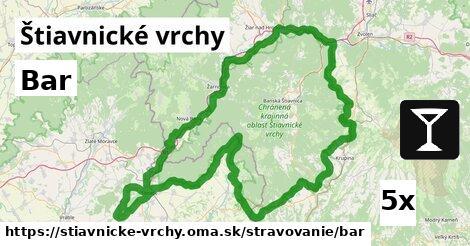 ilustračný obrázok k Bar, Štiavnické vrchy