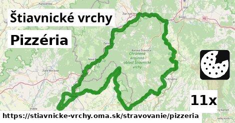 ilustračný obrázok k Pizzéria, Štiavnické vrchy