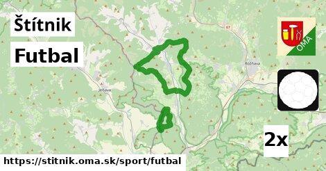 futbal v Štítnik