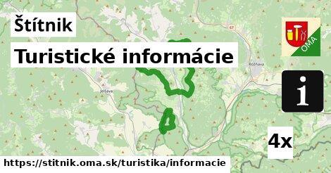 ilustračný obrázok k Turistické informácie, Štítnik