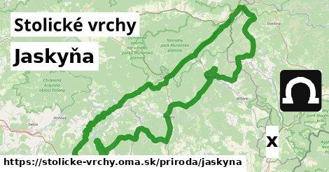 ilustračný obrázok k Jaskyňa, Stolické vrchy