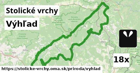 ilustračný obrázok k Výhľad, Stolické vrchy