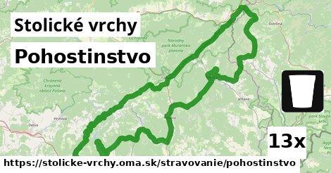 ilustračný obrázok k Pohostinstvo, Stolické vrchy