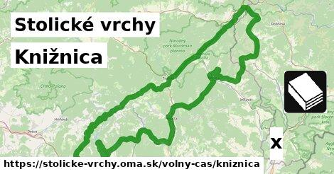 ilustračný obrázok k Knižnica, Stolické vrchy