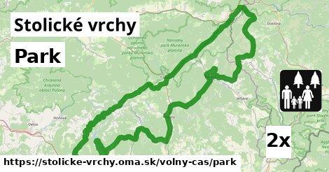 ilustračný obrázok k Park, Stolické vrchy