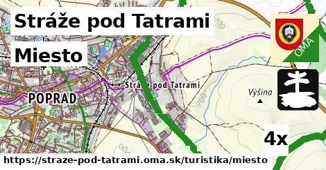 miesto v Stráže pod Tatrami