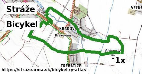 bicykel v Stráže